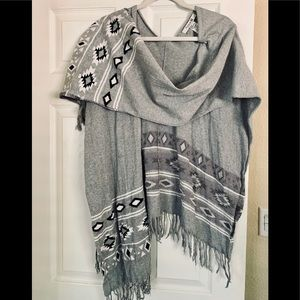 Forever21 cotton wrap